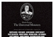 EXPO : UNIVERSAL MONSTERS BY Mondo Gallery