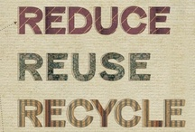 | reduce \ reuse \ recycle |