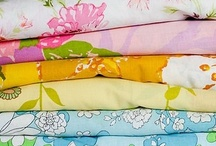Vintage Sheets / by Lizzie Lynne