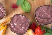 Smoothies / Smoothie recipes to make in your Blendtec blender