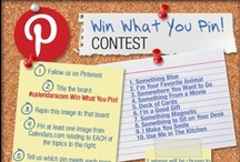 #calendarscom Win What You Pin! / by Calendars.com