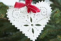 Holiday DIY Ornaments / by Lizzie Lynne