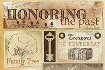 Genealogy: Chasing My Family / by Brenda Cochran