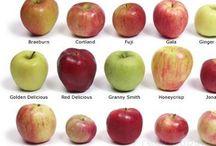 Apples/ Cherries / by Carrie J