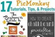 Blogging   PicMonkey / Tips for using PicMonkey.