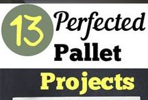 DIY   Pallet Projects / Uses for pallets.