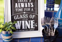 Wine Entertaining Tips / by Adam Sykut
