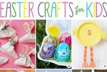Holidays   Easter / Crafts, recipes and ideas for Easter.