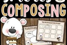 Composition Activities / Music resources created by The Plucky Pianista, Melody Payne #MusicTpT #pianoteaching #musicteaching #elmused #pluckypianista #tpt #elementarymusic #pianopedagogy