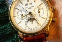 Vintage watches / A curated collection of vintage watches
