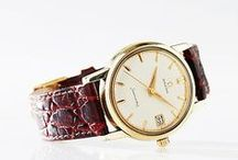 Omega watches / Omega watches from auction houses