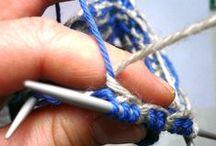 Knitting Tips I Use