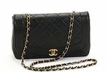 Vintage Designer Bags / Vintage beauties from the houses of Chanel, Louis Vuitton, Prada, Armani, Céline
