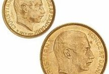 old and rare gold coins