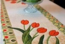 Tableware -  runners & placemats / by Nancy Goucher