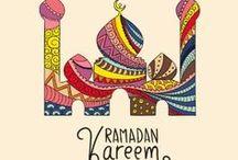 Ramadan / Make Ramadan special with Ramadan Ideas and Inspiration. Ramadan decor, Ramadan Crafts, Ramadan Recipes, and Ramadan Decoration for Kids. Ramadan Activities for Kids.