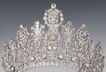 Luxembourg - Tiara Mania / Tiaras belonging to the Luxembourgian Grand Ducal Family or otherwise most associated with Luxembourg