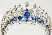 Netherlands - Tiara Mania / Tiaras belonging to the Dutch Royal Family or otherwise most associated with the Netherlands