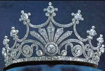 Sweden - Tiara Mania / Tiaras belonging to the Swedish Royal Family or otherwise most associated with Sweden