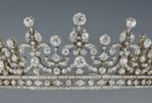 United Kingdom - Tiara Mania / Tiaras belonging to the British Royal Family and British Nobility or otherwise most associated with the United Kingdom