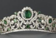 France - Tiara Mania / Tiaras formerly belonging to the French Royal Family or otherwise most associated with France
