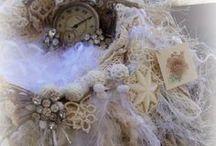 Altered treasures / Shabby Chic
