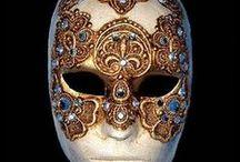 masquerade / masks / by Joey Watts