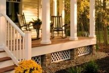 Deck Skirting / Finish off the look of your outdoor living space with Rick's Custom Fencing & Decking deck skirting.