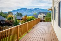 PVC Decking / Cellular PVC decking, often referred to as synthetic decking, offers a stylish, classic wood appearance with extreme low maintenance—and is the ideal decking material for active households.