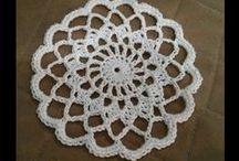 Flowers / Crocheted flowers
