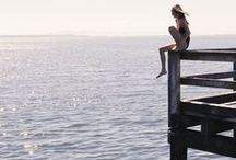 "SUMMER / ""Some of the best memories are made in flip flops""                                              - Kellie Elmore"