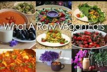 Raw Synergy Videos / Low fat gourmet raw food recipes and meal idea videos. What I eat on a raw food diet.