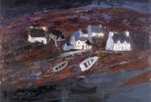 Wonderful Paintings / painters I admire, George Bellows, Kyffin Williams, Kim English, Jan De Vliegher, Fairfield Porter,