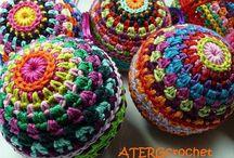 Häkeln/ Crochet/ Haken / Selbstgemachte Häkelkreationen