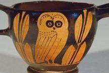 Pottery old / ceramics / pottery, the past, history,