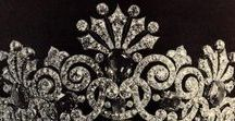 Russia - Tiara Mania / Tiaras belonging to the Russian Imperial Family or otherwise most associated with Russia