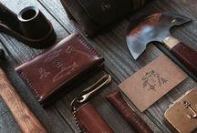 "Leather work 'Hola Capitan' / handmade leather brand. ""Hola Capitan""   www.holacapitan.com"