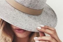 HATT / Hats are radical; only people that wear hats understand that.  -Philip Treacy