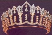 Morocco - Tiara Mania / Tiaras belonging to the Moroccan Royal Family or otherwise most associated with Morocco