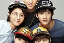 B1A4 / One of my top 5 groups! i've been a bana since 2013 and I still am. Jinyoung is a genious with his amazing music and the members are so talented and have a good chemistry❤️ Bias: Sandeul