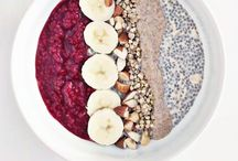 Morning cravings / Dream-like and healthy breakfasts.  Just because it is the best meal of the day !