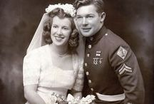 ~1940s Wedding ~ / PIN AS MANY AS YOU LIKE