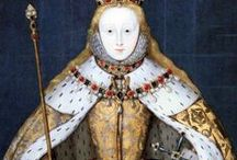 ~Queen Elizabeth I~Reign 1558-1603 / PIN AS MANY AS YOU LIKE