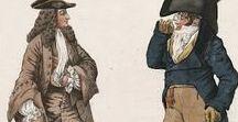 ~18th Century Men~ / NO PIN LIMITS