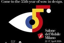 2016 Salone del Mobile.Milano / The spotlight is on the 55th edition of the Salone del Mobile.Milano, the platform for innovation and location of choice for networking and business.