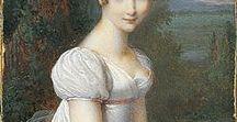 ~Regency Portraits~ / PIN AS MANY AS YOU LIKE