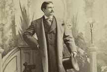 ~Victorian Men~ / No pin limits