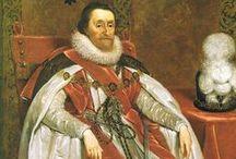 ~James I Reign~:1603-1625 / No pin limits