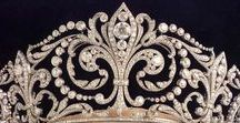 Ansorena - Tiara Mania / Tiaras made by Ansorena, a Madrid based jewellery house founded in 1845