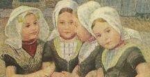 ~Vintage Dutch Cards/Prints~ / NO PIN LIMITS